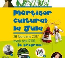 """""""Martisor cultural la Gyula"""". Brancusi la romanii din Ungaria"""