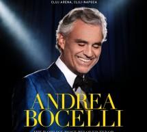 Andrea Bocelli transmite un mesaj emotionant tuturor femeilor din Romania cu ocazia zilei de 8 Martie