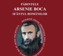 Lansare carte Arsenie Boca Sfantul Romanilor