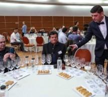 VINVEST 2017, o editie cu simfonia paharelor de vin inchinate de vizitatori