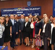 Intalnirea transfrontaliera a Parchetelor din Romania si Ungaria. Deschiderea noului an anul academic la Arad