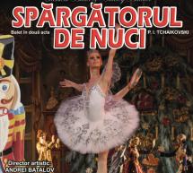 Baletul Spargatorul de nuci la Opera din Timisoara