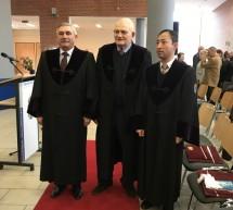Rectorul Universităţii Politehnica Timişoara, Doctor Honoris Causa al Universităţii Obuda
