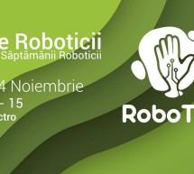 Roboţeii defilează la Universitatea Politehnica Timişoara