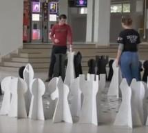 Chess Contest, confruntarea mintii la Universitatea Politehnica Timisoara