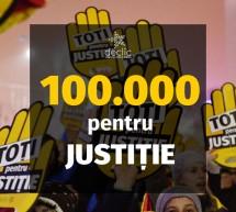100.000 pentru Justiție