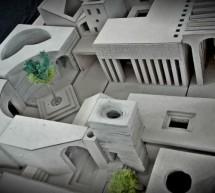 Studenții arhitecți de la Universitatea Politehnica Timișoara își expun munca de jumătate de an