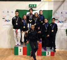 Karatistii de la Golden Karate Timisoara  din nou pe podiumul international