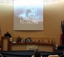 """Medalionul literar-ştiinţific """"Nichita Stănescu"""", la Academia Romană, Filiala Timişoara"""
