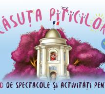 Căsuța Piticilor –  un nou weekend de poveste la Institutul Francez