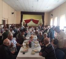 Ziua vârstnicilor sărbătorită la Micherechi