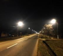 """Primul proiect """"smart street lighting"""" al E.ON, a fost finalizat în judeţul Arad, la Frumuşeni"""