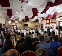 """""""Vocea de Aur"""" pentru elevii români din Ungaria la Bătania (Battonya)"""