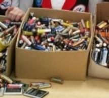 Acum magazinele SMYK All for Kids colecteaza baterii uzate pentru Patrula de Reciclare