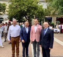 Prezenţă Românească la Ziua Judeţului Bekes