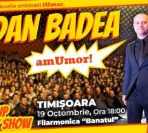 Toamnă de Stand-Up Comedy la Timișoara
