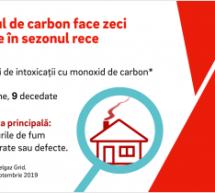 Monoxidul de carbon face zeci de victime în sezonul rece. Respectarea unor reguli simple poate salva vieți