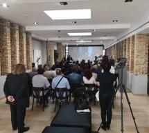 """Conferință transfrontalieră ungaro-română, la Muzeul Județean """"Munkácsy Mihály"""" din Bichișceaba, Ungaria"""
