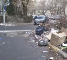 Noi sancțiuni pentru abandonarea deșeurilor