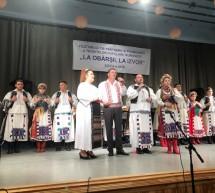 """Festivalul de păstrare și promovare a tradițiilor populare românești """"La obârșii, la izvor"""", ediția a XII-a, la Gyula, Ungaria"""