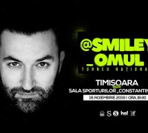 Concert Smiley la Timișoara
