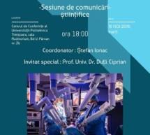 Colaborare între studenții de la Medicină și Politehnică