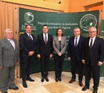 20 de ani de Secțiune Ungaro-Românăa Camerei de Comerț și Industrie a Ungariei