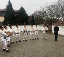 Colinde la reședinta consulului general al României la Gyula