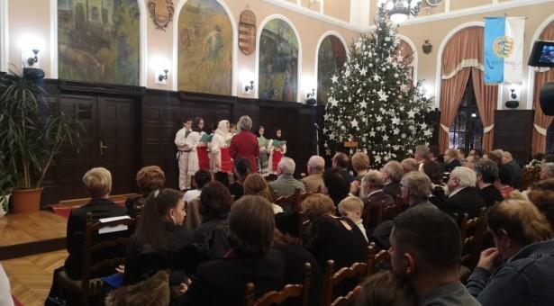 Gala minorităţilor la Bekescsaba