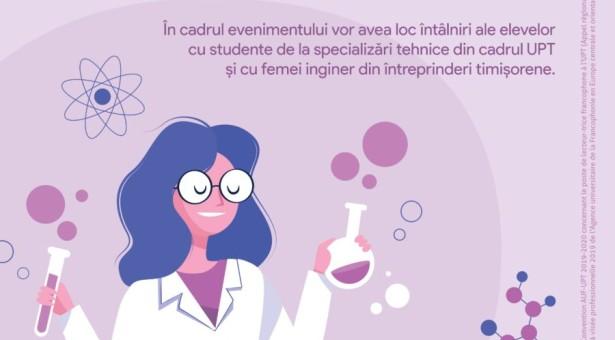 Femeia… pe drumul științei