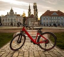 Goe: bicicletele electrice care oferă o alternativă sigură de transport pentru timișoreni