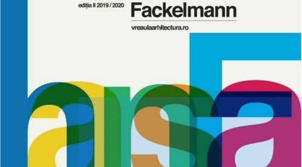 """Etapa finală a concursului de arhitectură """"Hans Fackelmann"""""""
