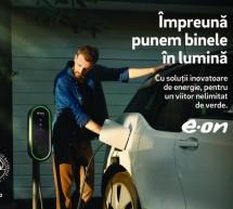 E.ON propune soluții inovatoare de energie pentru un viitor mai sustenabil și mai verde, prin reducerea amprentei de carbon