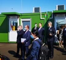 Discursul ministrului afacerilor externe Bogdan Aurescu la inaugurarea conexiunii de autostradă A3-M4