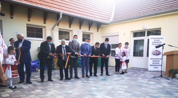Grădiniţă nouă pentru copiii români din Gyula, Ungaria