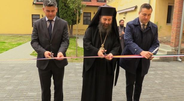 Inaugurarea și sfințirea imobilului administrativ al Episcopiei din Gyula, Ungaria