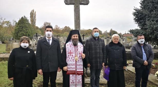 Eroii şi înaintaşii români, comemoraţi în Ungaria