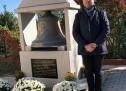 Sfințirea Monumentului Eroilor Români de la Săcal, Ungaria