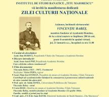 Ziua Culturii Naționale sărbătorită altfel în 2021, la Academia Română, Filiala Timișoara