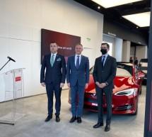 Lansarea oficială Teslounge România