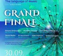 Ultimul concert din cadrul celei de-a patra ediții a Festivalului Eufonia The Language of Music