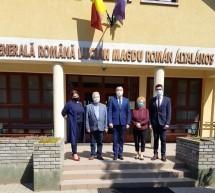 Preluarea școlii din oraşul Bătania, Ungaria