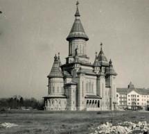 75 de ani de la târnosirea Catedralei Mitropolitane din Timișoara