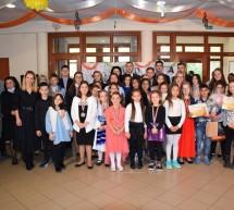 """Festival-concurs """"Vocea de Aur"""" la Bătania (Battonya)"""
